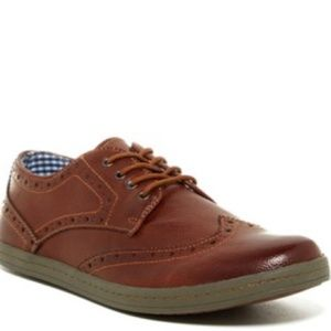 Ben Sherman Nick Leather Oxford-style Sneaker